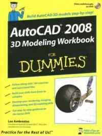 AutoCAD 2008 3D Mo ...
