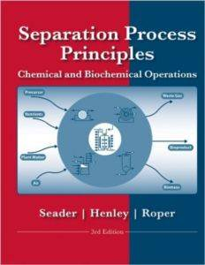 Separation Process 3e