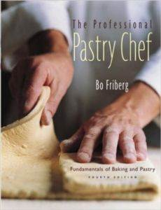 The Professional Pastry Chef:  ...