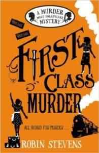 First Class Murder ...