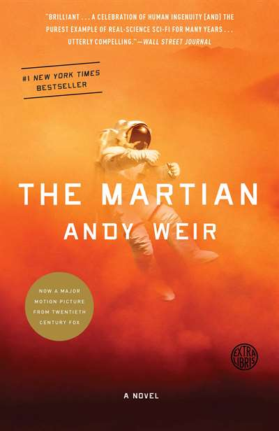 The Martian: A Novel