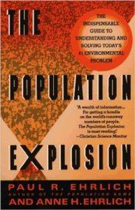 an analysis of ehrlichs population bomb