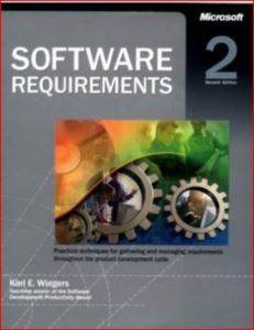 Software Requirements 2e