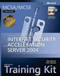 Ms Mcsa/Mcse Exam 70-350 Internet Security Trainin