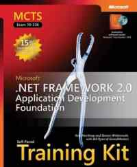 Ms Net Framework 2,0 Applic ation Development Found