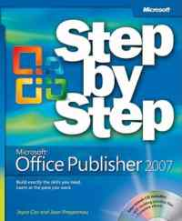 Step By Step Office Publisher 2007