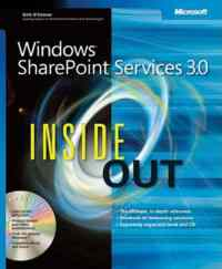Ms Windows Share Point Services 3.0 Inside Out