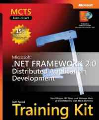 Ms Mcts Ms Net Framework 2.0 Training Kit Exam 70-529