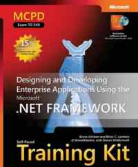Mcpd Exam 70-549 Net Framework Training Kit