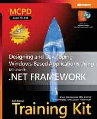 Mcpd Exam 70-548 Net Framework Training Kit