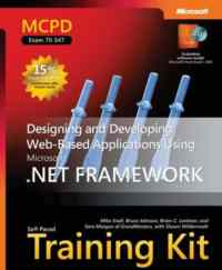 Mcpd Exam 70-547 Net Framework Training Kit