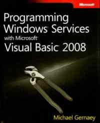 Ms Programming Windows Services With Microsoft Visual Basic 2008