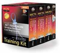 MCPD MS Net Framework Win Dev Core Teq Training Kit Exams 70-536 70-526 70-548