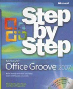 Mic. Office Groove 2007 Step by Step