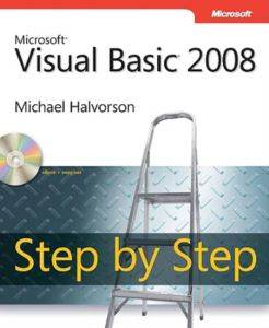 Ms Visual Basic 2008 Step By Step