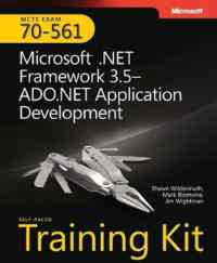 Mcts Exam 70-561 Microsoft .Net Framework 3.5- Ado.Net Applic ation Development