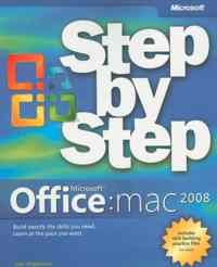 Step By Step Microsoft Office:Mac 2008