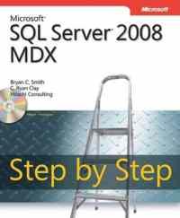 Ms Sql Server 2008 Mdx Step By Step