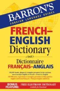 French English Dic ...