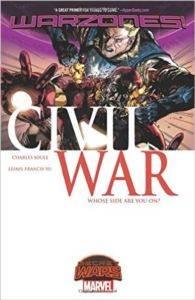 Civil War: <br/>Warzones