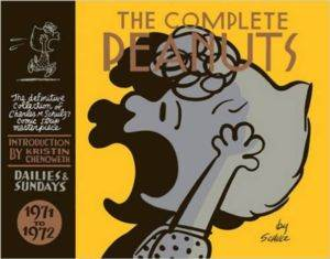 The Complete Peanuts 1971-72