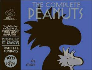 The Complete Peanuts 1973-74