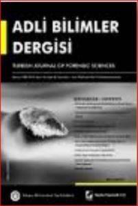 Adli Bilimler Dergisi - Cilt:3 Sayı:2 Haziran 2004