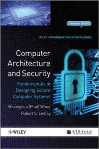 Computer Architecture and Secu ...