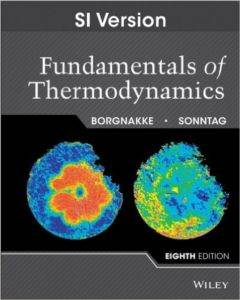 Fundamentals Of Thermodynamics ...