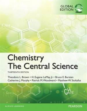 Chemistry; The <br/>Central Science