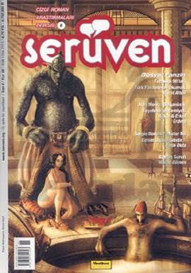 Serüven Çizgi Roman Araştırmaları Dergisi 6