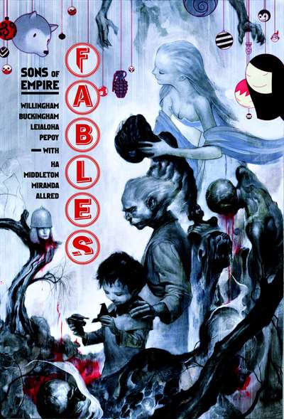 Fables 9: Sons Of Empire