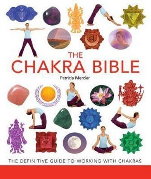 Chakra Bible The Definitive Gu ...