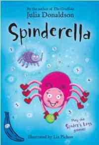 Spinderella (Blue  ...