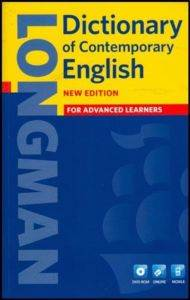 Longman Dictionary of Contemporary English (DVD-ROM)