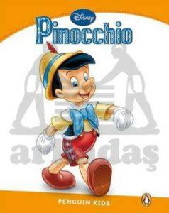 Penguin Kids 3 Pinocchio Reader (Penguin Kids (Graded Readers))