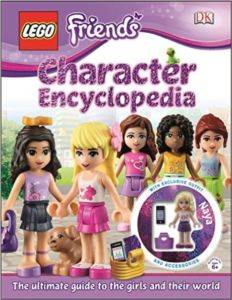 Lego Friends: Character Encyclopedia