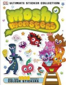 Moshi Monsters Ultimate Sticker Collection