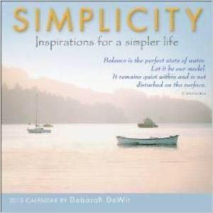 Cal 15 Simplicity