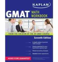 Kaplan GMAT Math W ...
