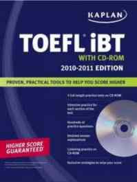 TOEFL IBT with CD- ...
