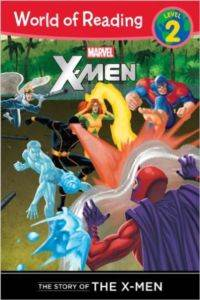The Story of X-Men ...
