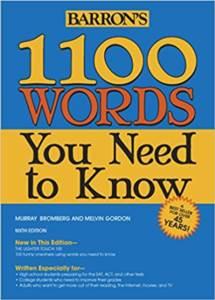1100 Words You Nee ...
