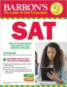 Barron's SAT (27th ...