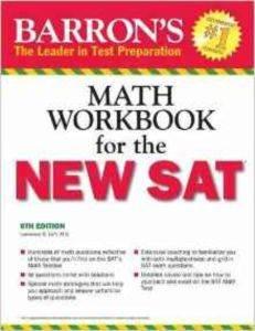 Barron's SAT Math  ...