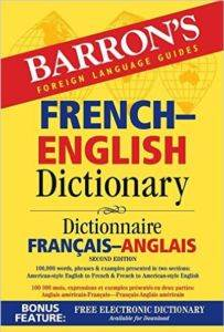 French English Dic ...