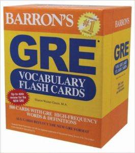 Barron's GRE Vocab ...