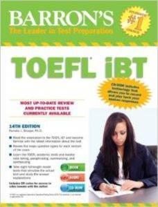 Barron's TOEFL IBT ...