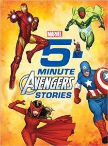 5 Minutes Avenger  ...