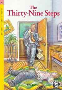 The Thirty Nine Steps Mp3 (Level 4)